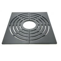 Quality Customized floor drain cover Precision Casting Parts with 316 / 304 Stainless steel for sale