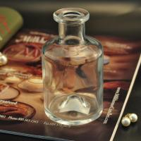 Quality 210ml Clear Reed Glass Perfume Bottles / Fragrance Glass Perfume Spray Bottles for sale
