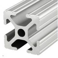 Quality T-slot  aluminum extrusion profiles Steel polished Suface Treatment for sale