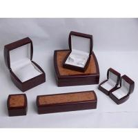 China Wooden Jewelry Boxes on sale