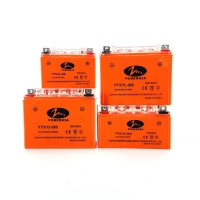Quality YTX Series Gel Motorcycle Battery for sale