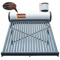 China pre heated pressurized solar hot water heater on sale