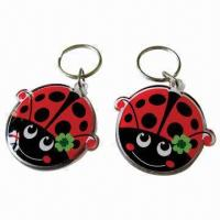 Quality Photo Keychains, Customized Shapes, Sizes, Designs and Logos are Accepted for sale