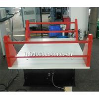 China 1 inch Fixed Displacement Rotary Vibration Test Table, Vibration Machine for ISTA 1A 2A for sale