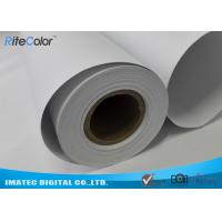 Quality 128G Large Format  Matte Coated Paper Inkjet Printing 30M For Water Based Printer for sale