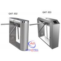 China Tripod Access Control Turnstiles Gate / safety pedestrian barrier gate on sale