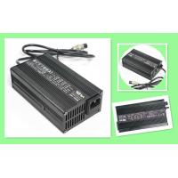 Quality Black Or Silver 36V 42V 43.8V 4A Lithium Battery Charger For Electric Scooters for sale