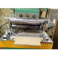 Quality Paper Box Fixing Saw Blade Binding Machine With Automatic Feeding Cutting for sale