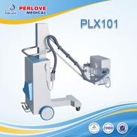 China Portable X-ray machine CR system with table PLX101 on sale