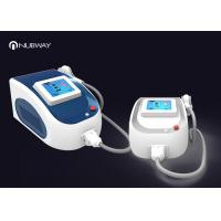 Quality Big Spot Size 808 Laser Hair Removal Device , Laser Hair Reduction Machine No Pain for sale