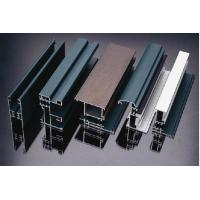 Quality Custom Aluminium Window Extrusion Profiles / Aluminum Door Extrusionsfor Sliding Window / Door for sale