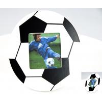 Quality Football like photo frame or Picture frame 3*3'' for sale
