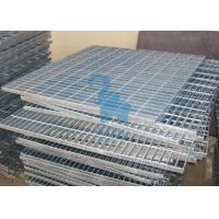 Quality Welded Stainless Steel Trench Drain Grates Plate , Drain Grill Covers For Floor for sale