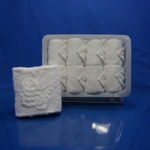 Quality Decent Washable Airline Jacquard Towel for sale