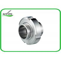 Quality High Grade Polishing Sanitary Union Connection Stainless Steel Sanitary Fittings for sale