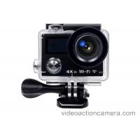 Quality Underwater Remote Action Camera 1080p For Sports , Allwinners V3 Chip for sale