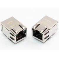 Quality R / A 1000 Base - T Integrated Magnetics RJ45 , Ethernet Lan RJ45 Connector for sale