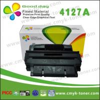 Quality With Green OPC  Black Toner Cartridge C4127A compatible for HP LaserJet 4000 for sale
