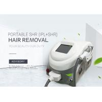 Quality Spot Size 12*30mm SHR IPL Hair Removal Equipment 300000 Shoots Handle Life for sale