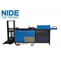 Buy Induction Stator Copper Coil Winding Machine For 80 - 250 Electric Motor Stator at wholesale prices