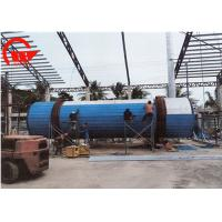 Quality Industrial Rotary Tube Bundle Dryer For Biomass Fuel Energy Saving GHG800 Model for sale