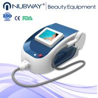 Quality 800nm diode laser Hair Removal desktop machine with permanent epilation function for sale