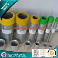 """Quality 16Mn Structural Round Steel Pipe , 2"""" 60mm High-Strength Steel Pipe ASTM A53 for sale"""