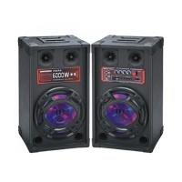 Quality 10 Inch Subwoofer Portable Bluetooth Battery Powered PA Speaker For Home Party for sale