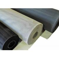 Quality Charcoal Aluminum Window Screen Wire 42' X 100 Foot Roll For Anti-Mosquito for sale