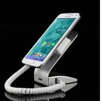 Quality COMER Handphone security desk display magnetic  alloy Holders with Alarm system for sale