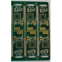 Quality ITEQ Fr4 2OZ Copper 1.60mm High Density PCB 12 Layer Smart Lock Board for sale