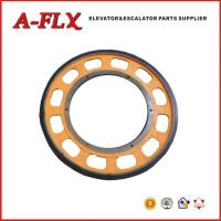 Quality ID NR.310676 D587 professional Escalator Friction Wheel For Schindler for sale