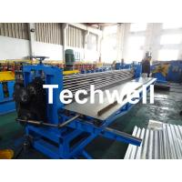 Quality G550 Barrel Corrugation Machine, Horizontal Corrugation Machine for 0.18-0.35mm Corrugated Sheets for sale