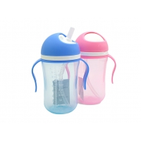 Quality clear safe Silicone Baby Milk Bottle compact shape closer easy to handle for sale