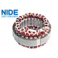Buy High Effeciency Lacing Machine Four Working Stations Stator Coil Winding Lacer at wholesale prices