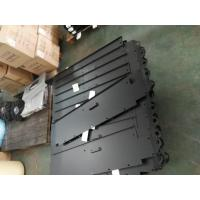 Buy cheap Carbon Steel Sheet Metal Processing Parts For Electronics Equipment from wholesalers