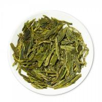 Quality high mountain green chinese tea longjing with the altitude of 500 meter for sale