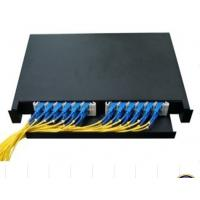 Quality SF-FPP011: Sliding Type 1U 24Core Fiber Optic Patch Panel for sale