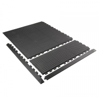 Quality 2 Inch Anti Slip Anti Fatigue Barber Thick ESD Mat for sale