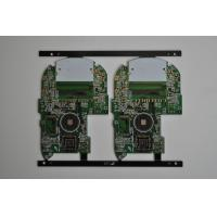 Quality LED Driver Green 4 Layer PCB Prototyping Board Immersion Silver / Tin / Gold for sale