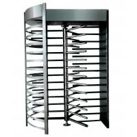 Quality Full height security revolving gate for sale