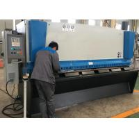 Quality 6m PPGI Galvanized Steel Plate Sheet Cutting Bending Shearing Machine for sale