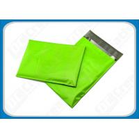 Quality Express Glamor Colored Poly Mailing Bags , Self-seal Plastic Mailing Envelopes for sale