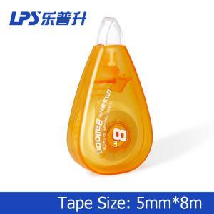 Office Decorative Correction Tape Ballon Shape Colored Correction Tape T-90214