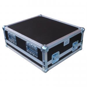 Quality Safe Sgaier Rack Mount Flight Case , High Performance Guitar Amp Road Case for sale