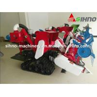 Quality 4lz-0.7 Mini Combine Harvester for Rice/Wheat for sale