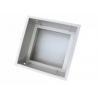 Buy cheap Clean Room HEPA Filter Box / Laminar Flow Module 2000m³/H Air Volume from wholesalers