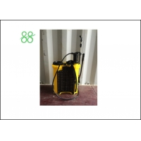 Quality Yellow 16L PU Knapsack Sprayer Machine for sale