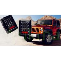 Quality Newest USA And European Version LED Brake Light , Led Tail Lights For Jeep Wrangler for sale