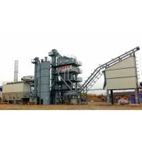 Quality 80t / H Highly Efficient Batch Type Hot Mix Plant Asphalt Machinery 260 Total Power for sale